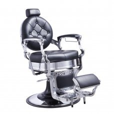 Vanquish Barber Chair with Chrome Frame