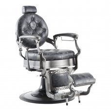 Kaiser Barber Chair in Distressed Finish
