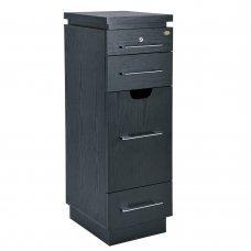 Romance II Small Styling Station Cabinet