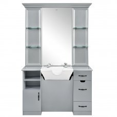 Taylor Barber Station With Sink