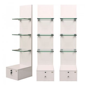 Barron Retail Display Shelves Package