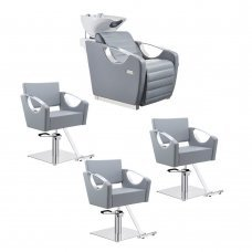 Victoria Electric Shampoo Chair Package
