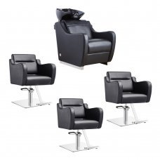 Leona Massage Shampoo Chair Package